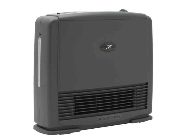 Sunpentown SH-1506 Ceramic Heater with Humidifier