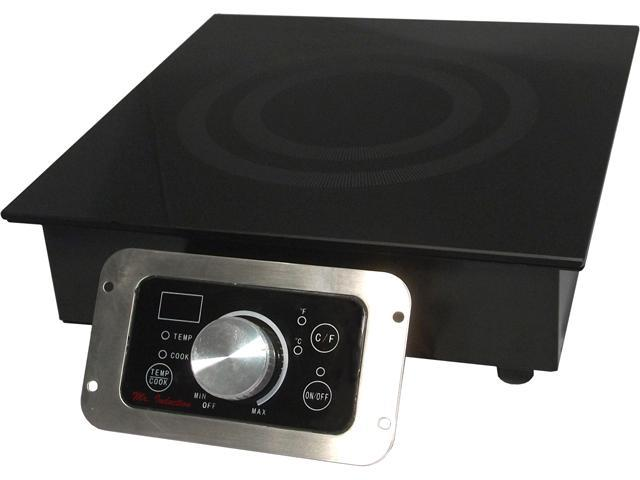 Sunpentown SR-343R 3,400W Countertop Induction Cooktop (Commercial Use)