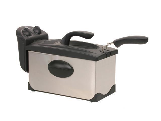 Maxi-Matic Elite EDF-3500 3.5 Qt. Immersion Deep Fryer