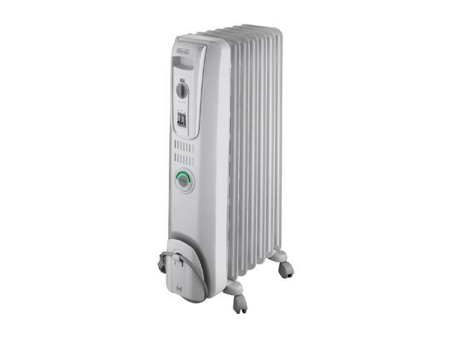 Delonghi EW7707CM 1500W ComforTemp Electric Oil-Filled Radiator Heater