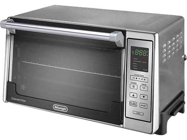 DeLonghi DO2058 Silver Convection Toaster Oven