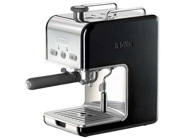 DeLonghi DES02BLACK Kmix 15 Bars Pump Espresso Black