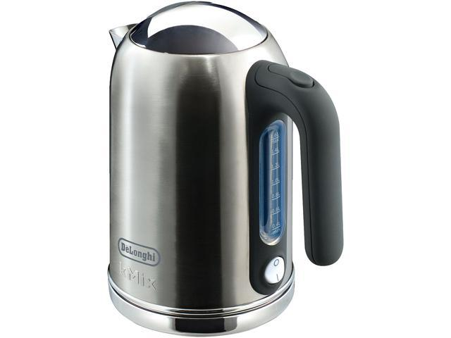 DeLonghi DSJ04SS Stainless Steel 1.6 Liter (54oz) Kettle