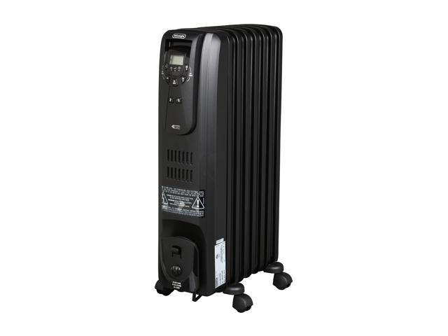 DeLonghi EW7507EB Oil Filled Radiator Heater