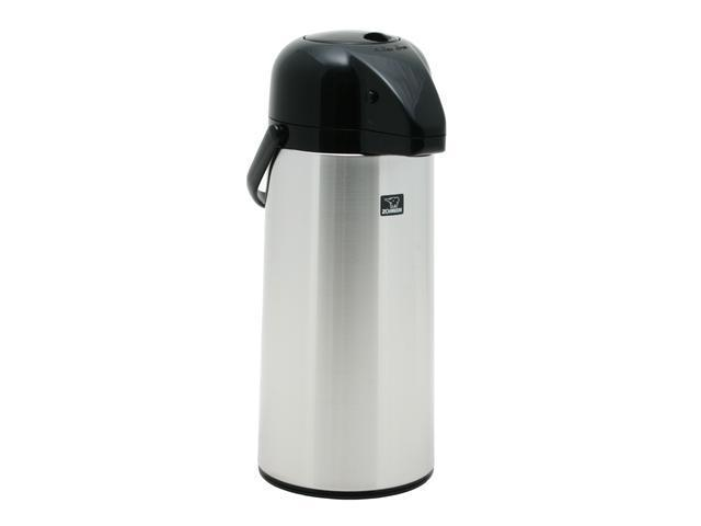 ZOJIRUSHI AAPE-22SB Brushed Stainless Air Pot Beverage Dispenser