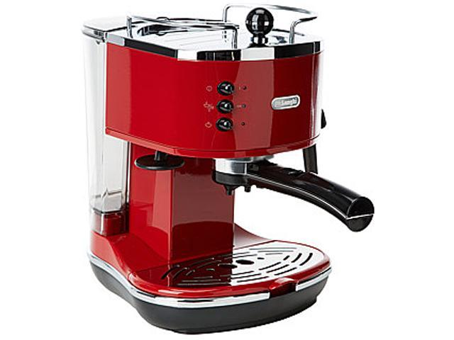 DeLonghi ECO310R Red Icona Pump Espresso