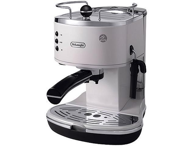 DeLonghi ECO310W White Icona Pump Espresso