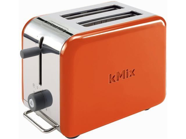 delonghi dtt02or orange kmix 2 slice toaster. Black Bedroom Furniture Sets. Home Design Ideas