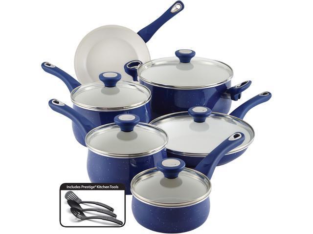 Farberware Aluminum Non-Stick 14-pc Cookware Set - Newegg.com