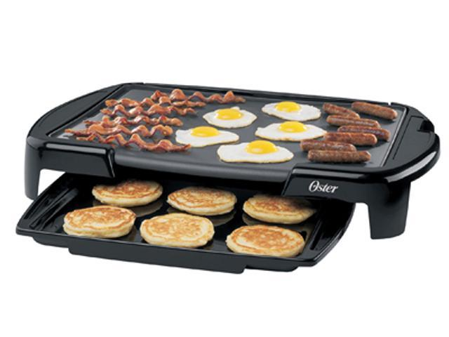 Oster 5770 Griddle with Warming Tray