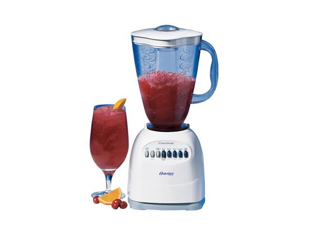 Oster 6640-022 White 6 Cup Jar Size Blender 10 speeds