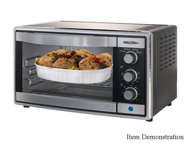 Oster 006081-000-000 Stainless Steel 6 Slice Toaster Oven