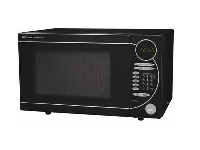 Emerson 900 Watts Microwave Oven Mw8998b Black