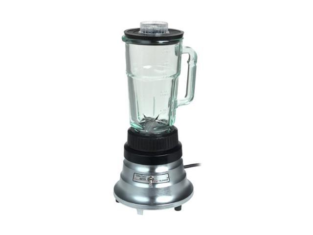 Waring Pro WPB05BC Brushed Chrome 40 oz. Jar Size Professional Bar Blender w/ Brushed Chrome Color 2 speeds