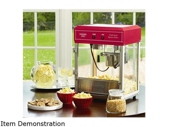 Waring Pro WPM40 Red Professional Popcorn Maker