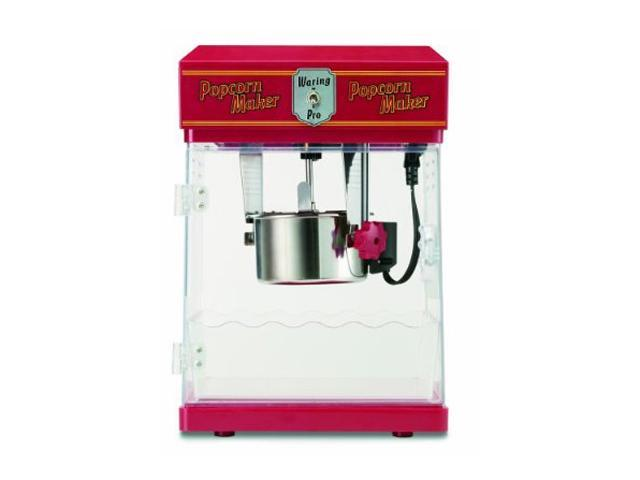 Waring Pro WPM25 Red 8-Cup Professional Popcorn Maker
