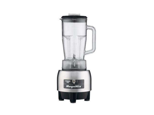 Waring Pro HBP300 Stainless Steel 48 oz Jar Size Professional Specialty Blender MegaMix 2 speeds
