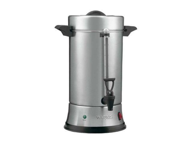 Waring Pro CU55PC Stainless steel 55-Cup Coffee Urn - Newegg.com