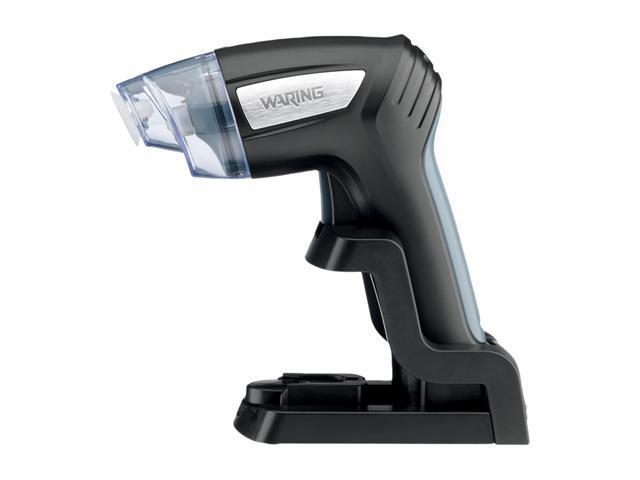 Waring Pro PVS1000 The Pistol Vac Professional Vacuum Sealer System - Black