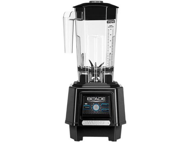 waring pro 2hp commercial the blade 48 oz kitchen blender kb500bk black - Waring Pro