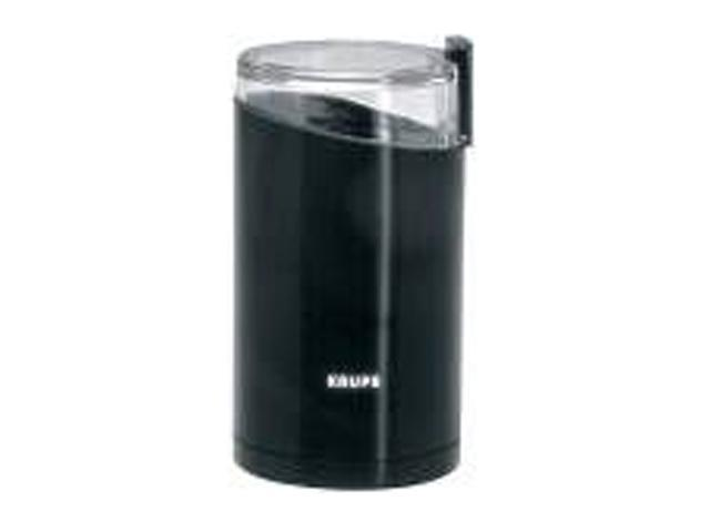 KRUPS 203-42 Black Coffee Grinder