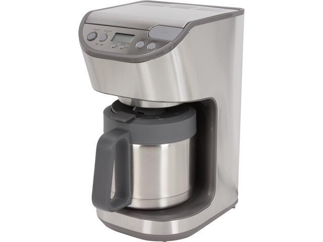 KRUPS KT611D50 Stainless steel Coffee Maker