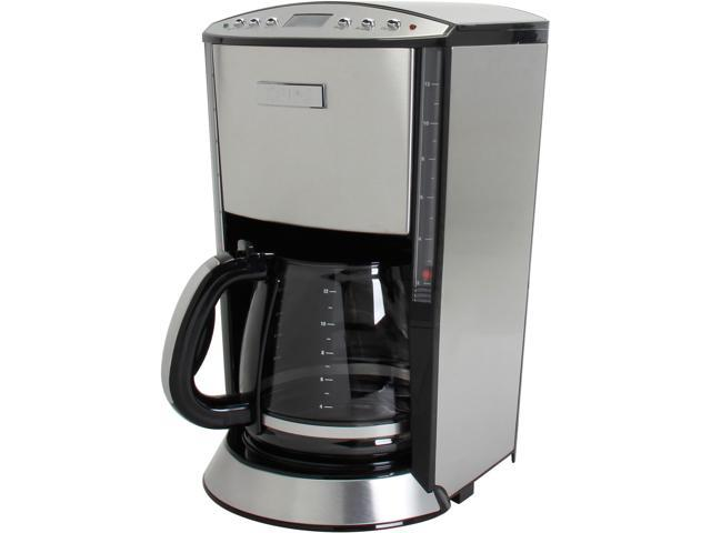 KRUPS KM720D50 White/Steel Filter Coffee Machine