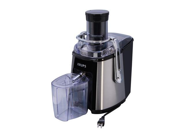 Krups Slow Juice Extractor : Krups ZY501D50 Juicer - Newegg.com