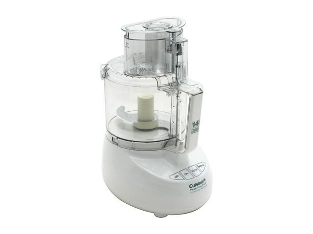 Cuisinart DLC-2014N PowerPrep Plus 14-Cup Food Processor, White