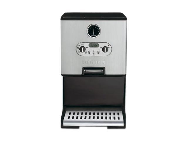 Cuisinart DCC-2000 Black/Steel Coffee on Demand 12-Cup Programmable Coffeemaker - Newegg.com
