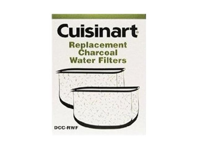 Cuisinart DCC-RWF Replacement Water Filters (2 Pack)