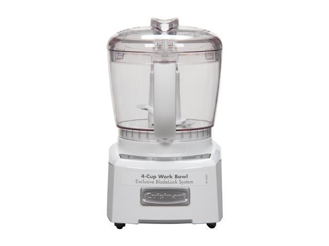 Cuisinart CH-4 White Elite Collection 4-Cup Chopper/Grinder