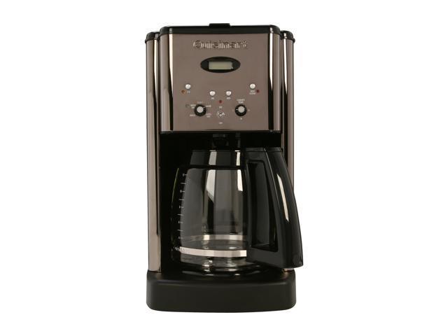 Cuisinart DCC-1200BCHFR Black Chrome Coffee Maker