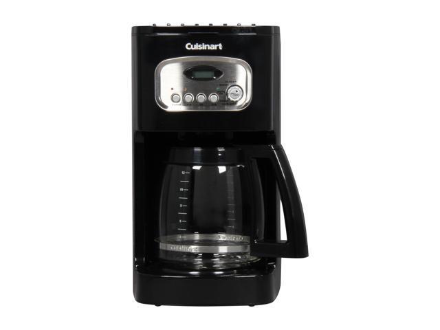 Cuisinart DCC-1100BKFR Black 12-Cup Programmable Coffeemaker