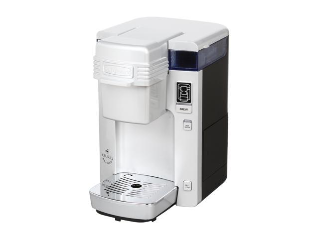 Cuisinart SS-300 Single Serve Coffee Maker, Silver