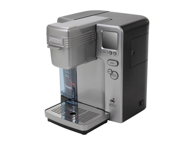 Cuisinart SS700FR White Single Serve Brewing System