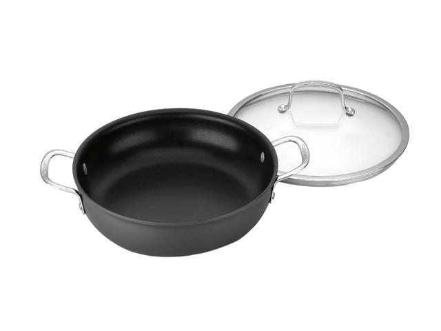 "Cuisinart 6425-30D Countour Hard Anodized 12"" Everyday Pan"