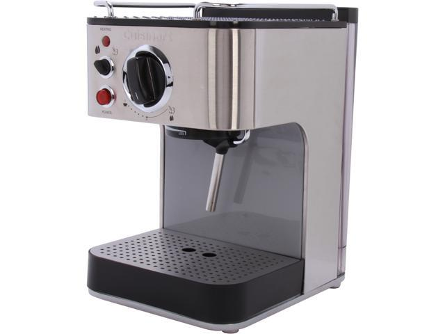 Cuisinart EM-100FR Espresso Maker Stainless steel
