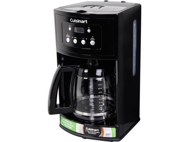 Are Cuisinart Coffee Makers Made In Usa : Cuisinart DCC-500 12-Cup Programmable Coffeemaker, Black - Newegg.com