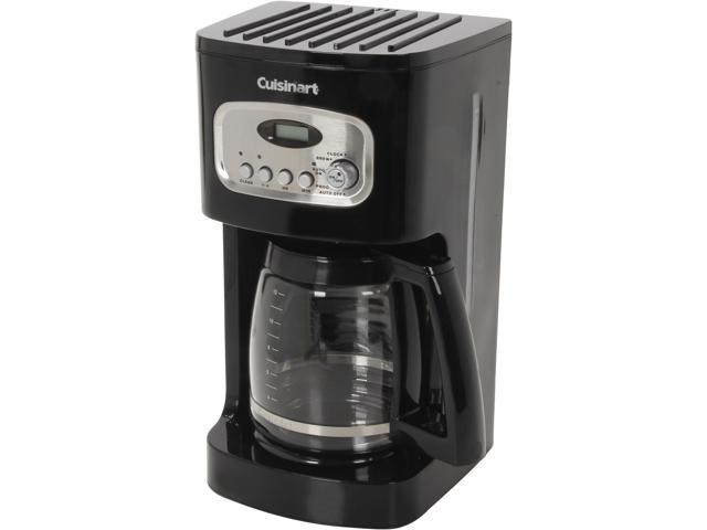 Cuisinart DCC-1100BK Black 12-Cup Programmable Coffeemaker
