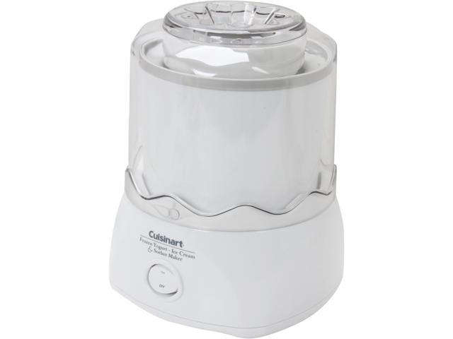Cuisinart ICE-20 Automatic Frozen Yogurt-Ice Cream & Sorbet Maker