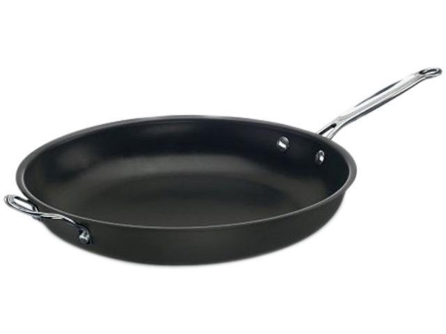 Cuisinart 622-36H Chef's Classic Nonstick Hard-Anodized 14-Inch Open Skillet with Helper Handle