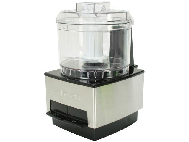 Cuisinart DLC-1SS Stainless steel Mini-Prep Processor 2 Speeds
