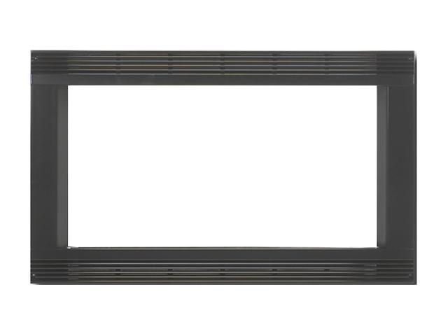 "Sharp 30"" Built-in Trim Kit for 1.8 & 2.0 cu. ft. Countertop -Black RK51K30"