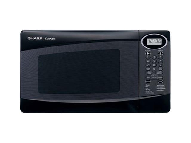 Sharp 800 Watts Microwave Ovens R209KK Black