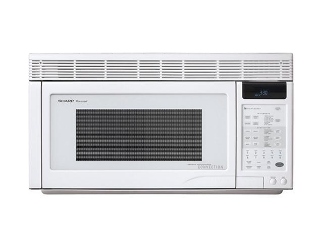 Sharp R-1871 1.1 cu. ft. 850W Over-The-Range Convection Microwave