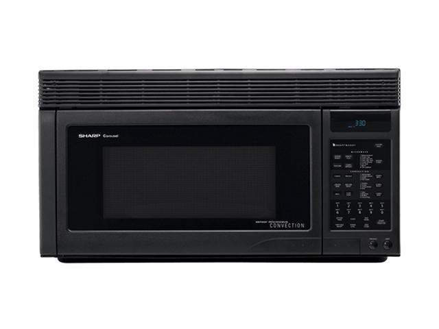 Sharp R-1875 1.1 cu. ft. 850W Over-The-Range Convection Microwave