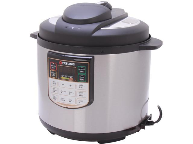 TATUNG TPC-6LB 6 Liters Electric Pressure Cooker
