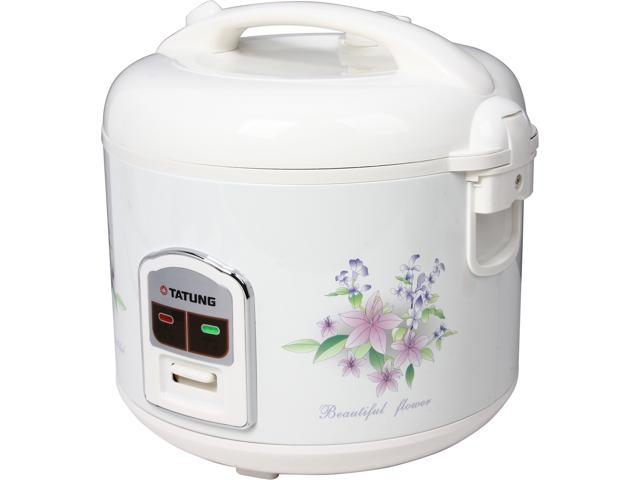 TATUNG TRC-10DC White 10 Cups Rice Cooker