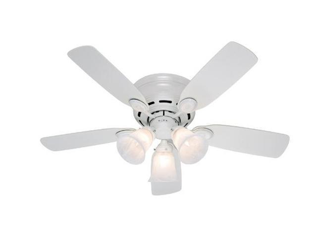"""Hunter 21880 42"""" Low Profile Ceiling Fan"""